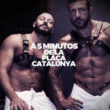 La Sauna Más Bear a 5 minutos de Plaça Catalunya