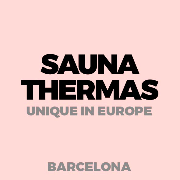 Sauna Thermas - Sauna Gay Barcelona
