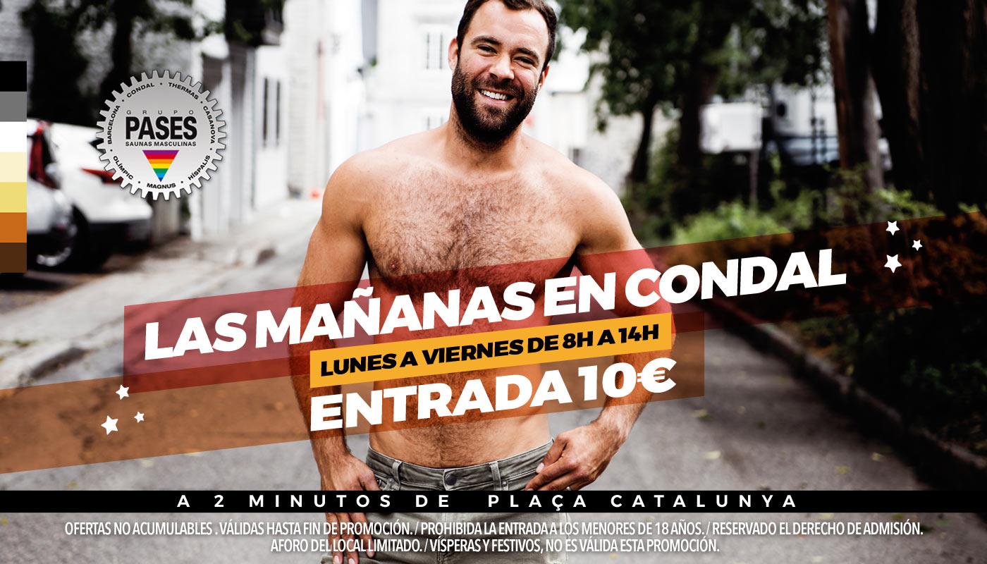 La Sauna Más Bear de Barcelona