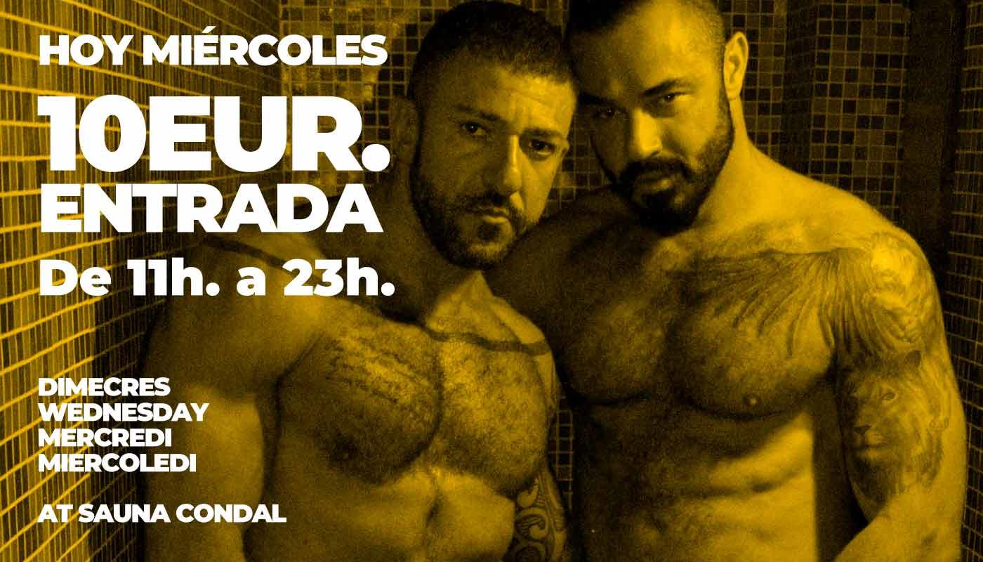 Condal Gay Sauna de Barcelona
