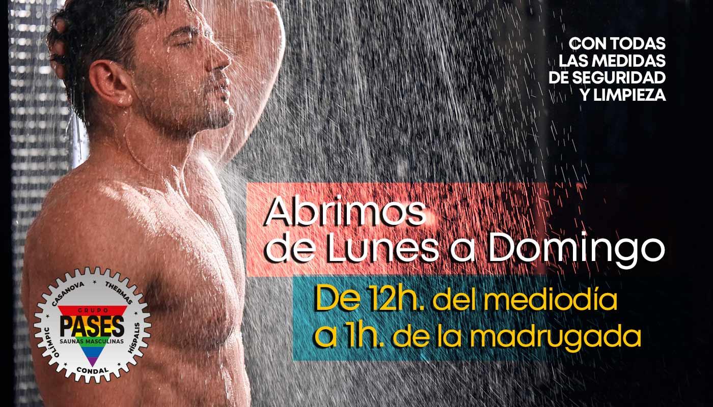 sauna gay en barcelona