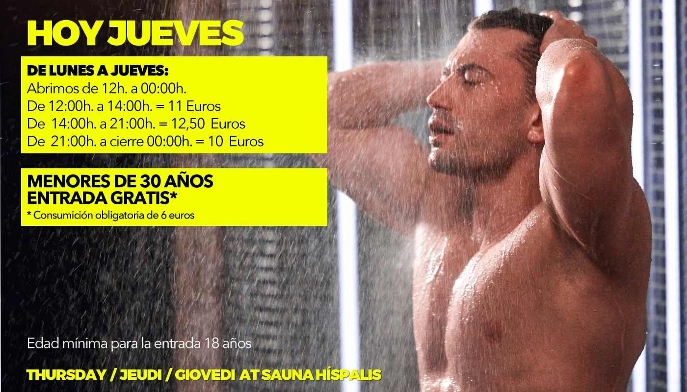 sauna gay sevilla sauna termas hispalis