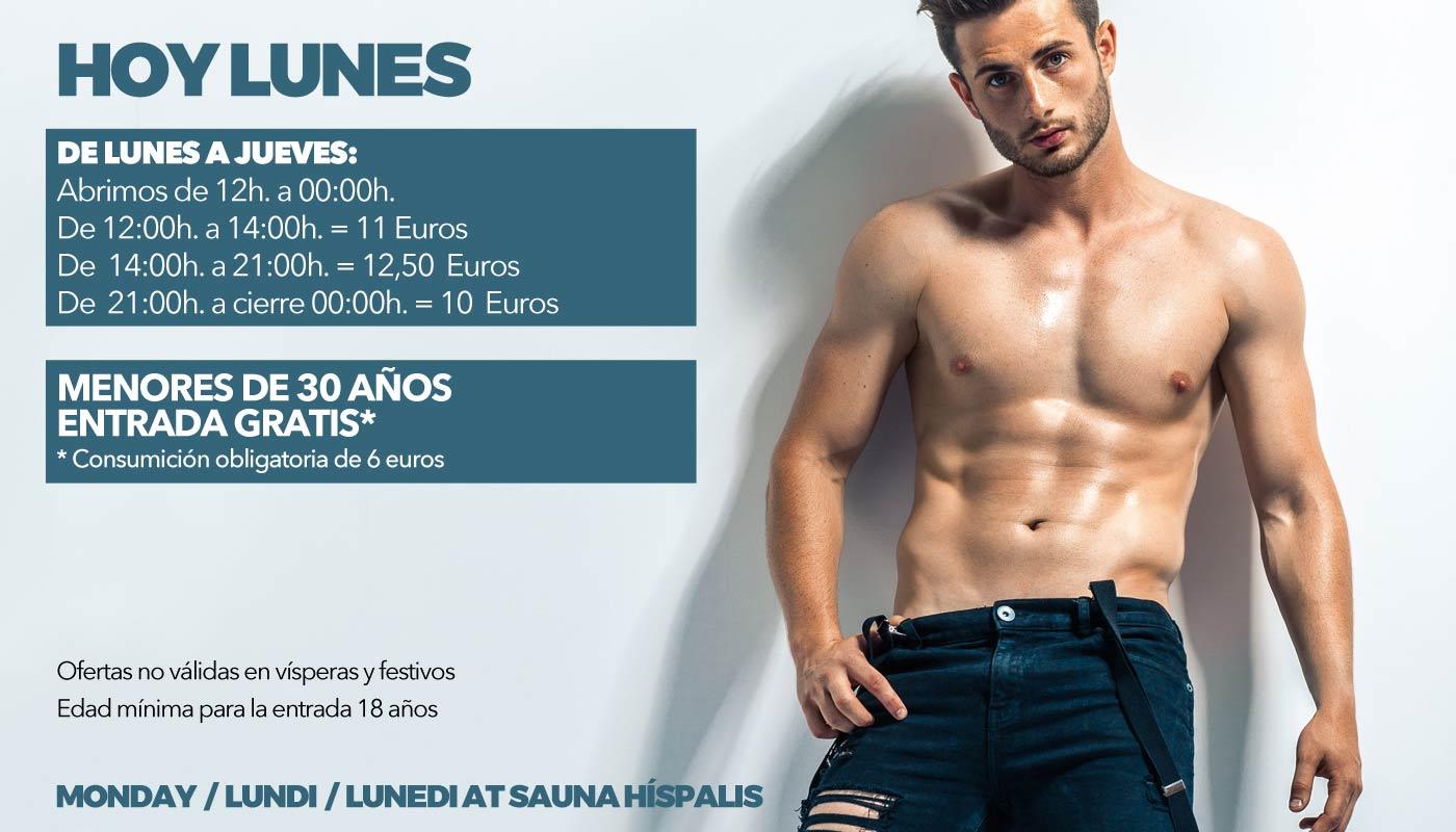 sauna gay en sevilla - sauna termas hispalis la mejor sauna gay de Sevilla