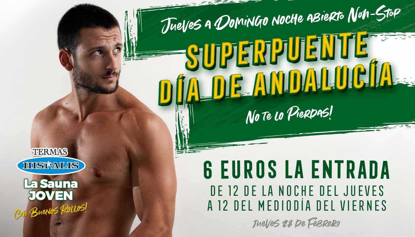 The Best Gay Sauna in Sevilla - Sauna Termas Híspalis
