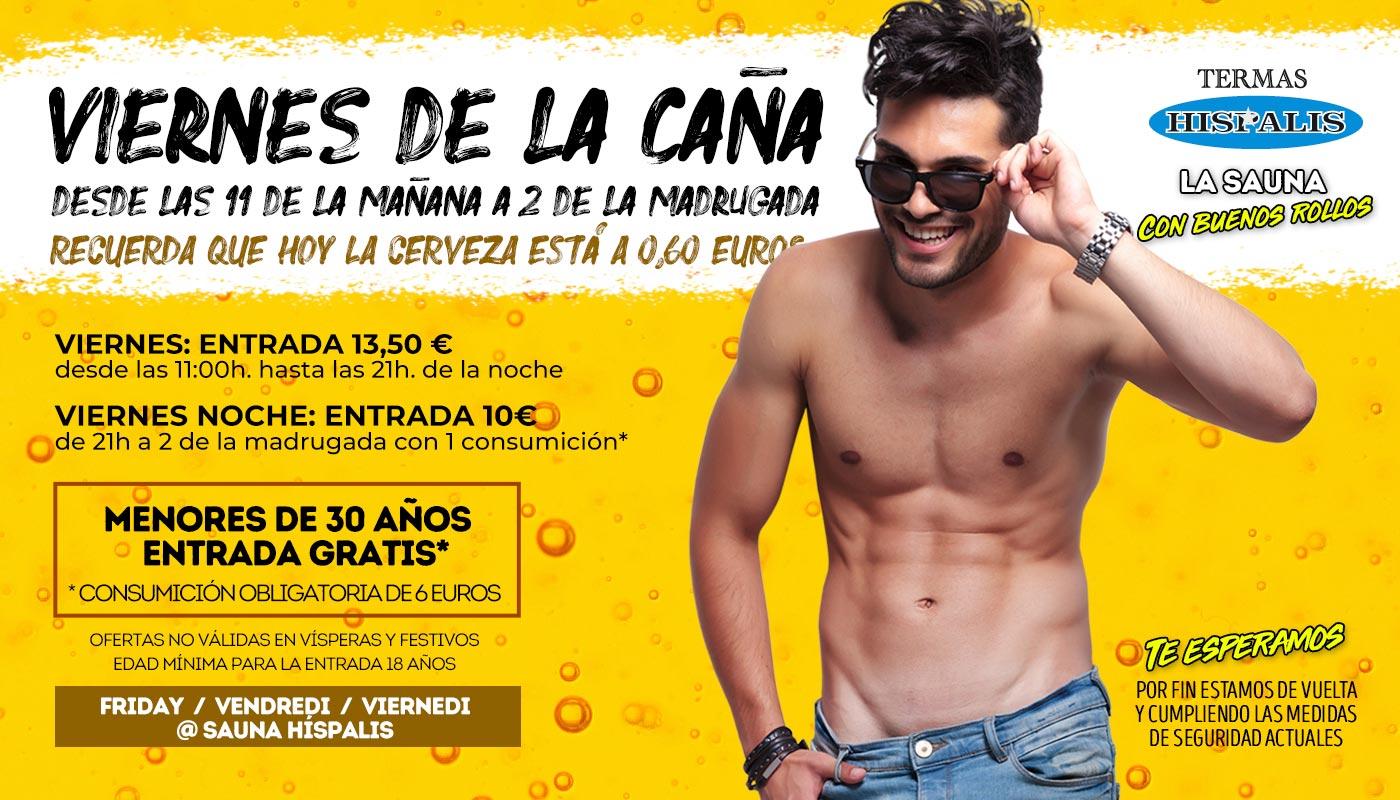 Sauna Gay en Sevilla Fiesta