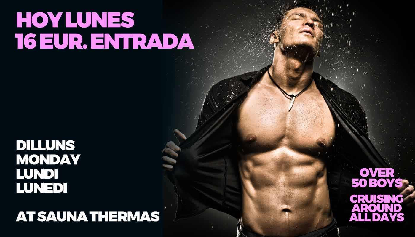 Sauna Thermas - Barcelona Gay Sauna