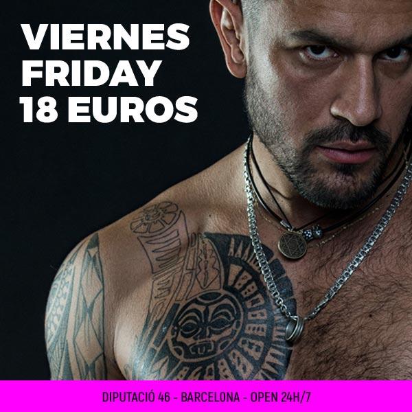 Sauna Thermas - Barcelona Gay Sauna